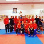 FIGHT N FORM stage de boxe équipe de Norvège