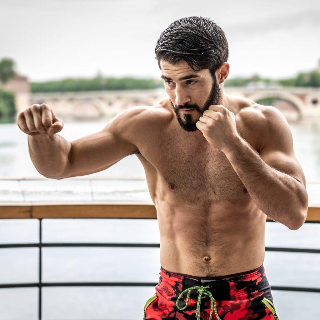 FIGHT N FORM - Edouard Bernadou - coaching sportif et boxe à Montauban - vue de Toulouse